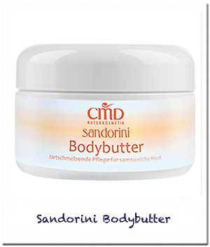Sandorini Sanddorn Bodybutter 100ml