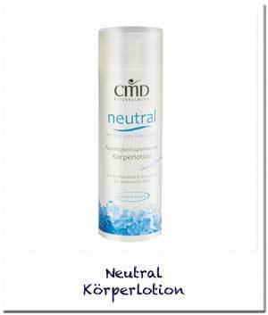 Neutral Körperlotion, 200ml